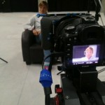 Interview shooting