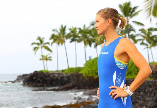 20151005 - KONA, HAWAII, USA : Picture shows Asa Lundstrom on Thursday 9 OCTOBER 2015