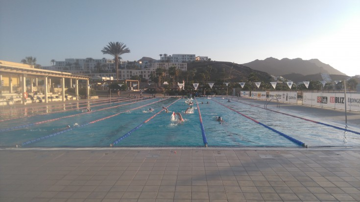 My second home pool