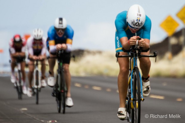 I had a tail of AG-men in the end of the bike leg, but that only motivated me to keep pushing. Total cycling time: 5.09 h.